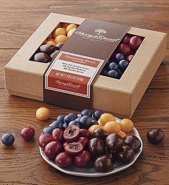 Harry & David® Chocolate Covered Fruits Box