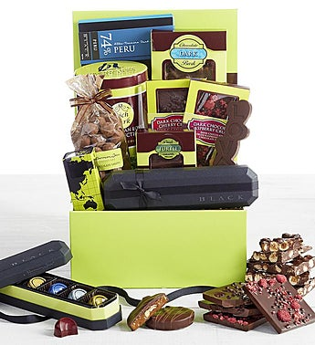 Norman Love Dark Chocolate Lovers' Gift Tower