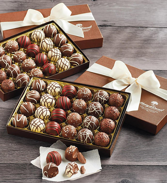 Harry and David® Signature Chocolate Truffles 2 LB