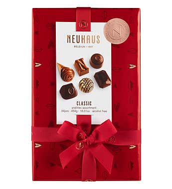 Neuhaus Valentine Chocolate Ballotin 34 pc
