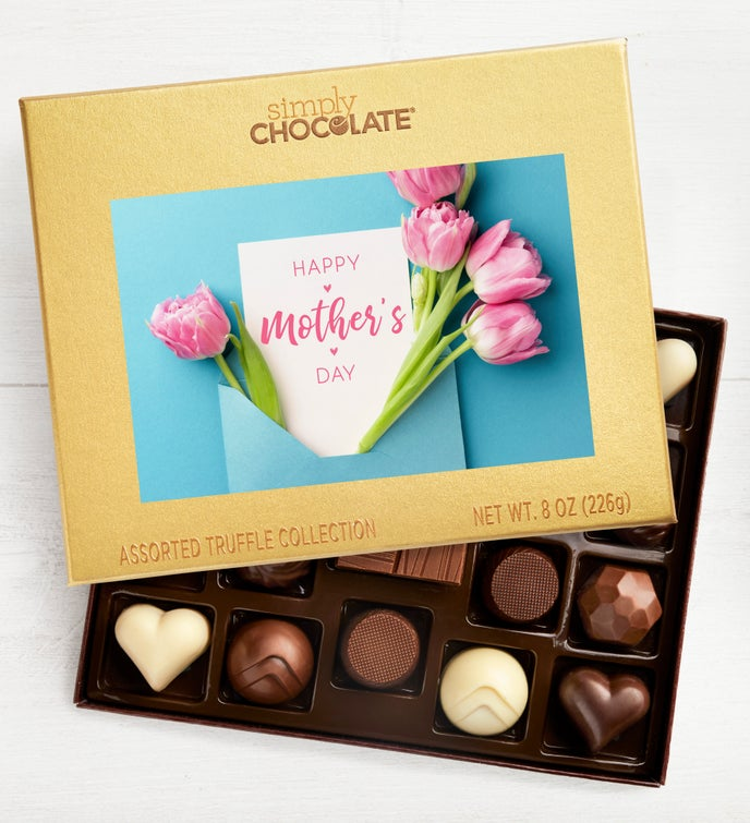 Mother's Day Envelope 19pc Chocolate Box